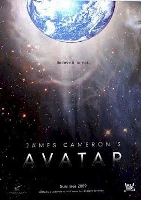 avatar poster - Cuenta atras para el Teaser Trailer de Avatar.