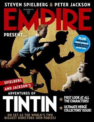 "tintinem3 - Primeras Imagenes, ""The Adventures of Tintin: The Secret of the Unicorn"" de Steven Spielberg"
