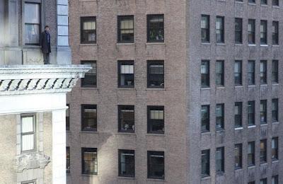 """sam worthington man on a ledge - Primera Imagen de """"Man on a Ledge"""" con Sam Worthington."""