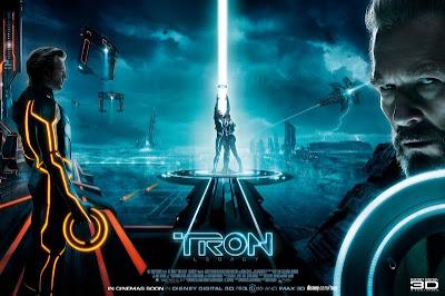 45963 - Póster de Tron Legacy.