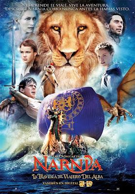 Narnia viajero alba b - Una genial travesía por Narnia.