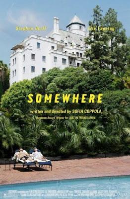 somewhere poster - Los estrenos de este Viernes…..