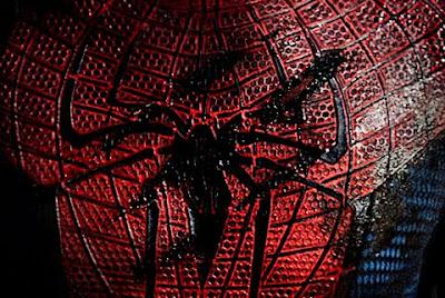 Spiderman%2BLogo - Fotos desde el set de Spider man