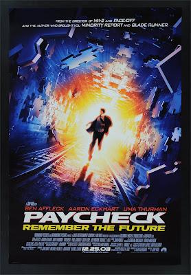 Paycheck - Personajes del Cine - Philip K. Dick