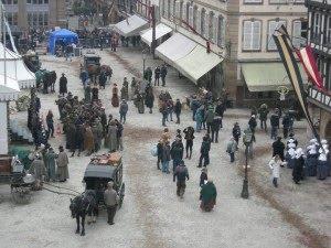 sh26 300x225 - Fotos desde el set de Sherlock Holmes 2