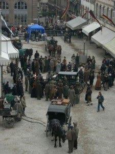 sh23 225x300 - Fotos desde el set de Sherlock Holmes 2