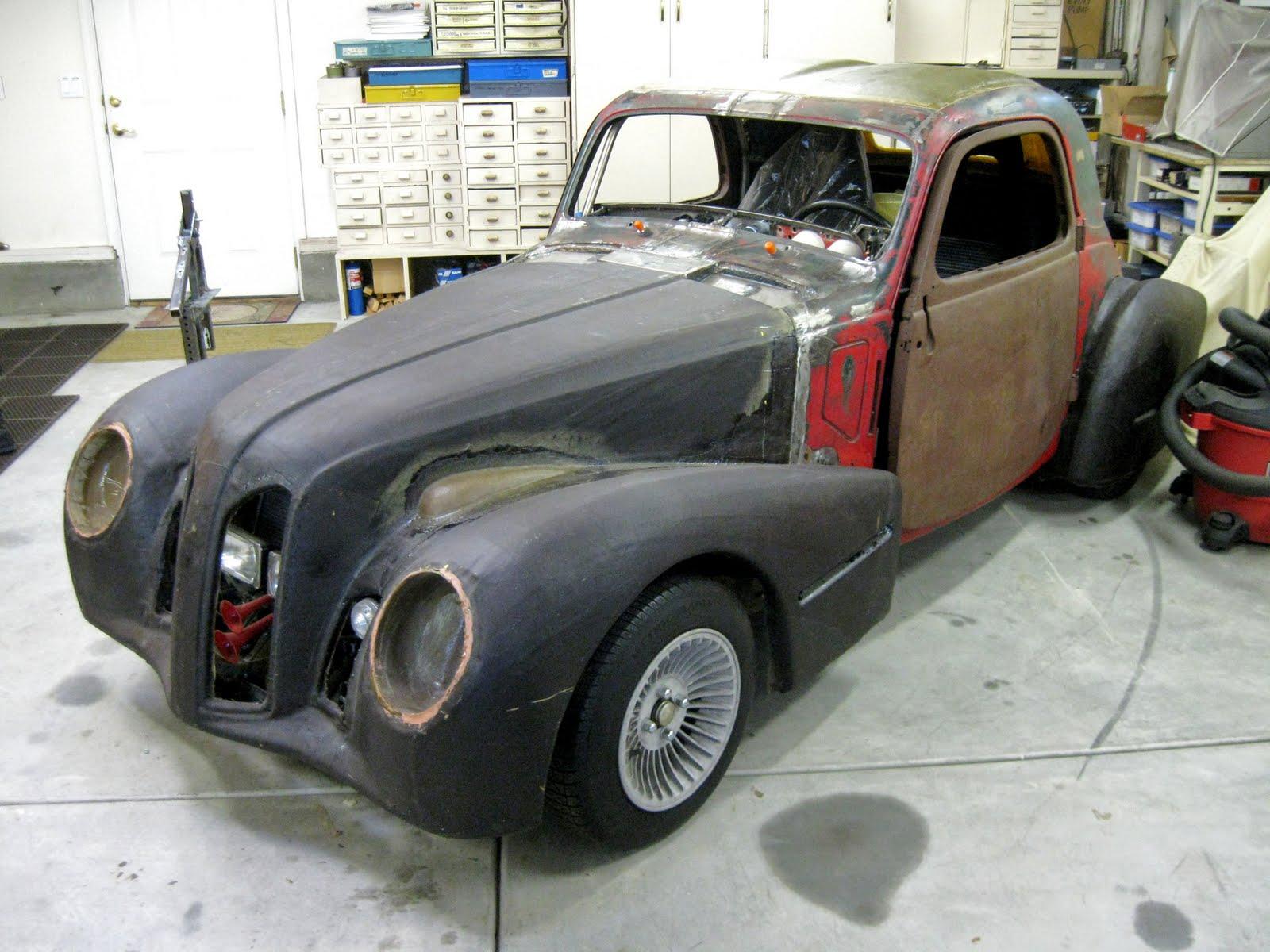 Mr. T. Intro (Fiat Topolino Hot Rod)