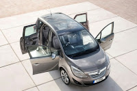 Coolest Opel ever made, Meriva
