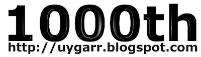 1000th unique viewer