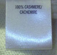 %100 Cashmere ?