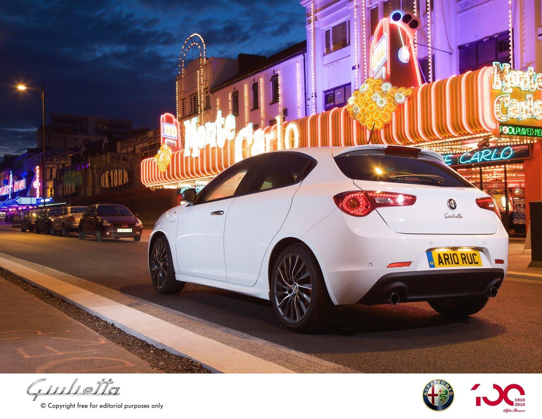 alfa giulietta: hard to pronounce but worth to drive! - cars