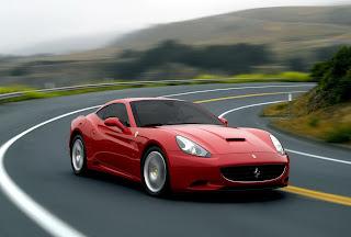 The most sexy Ferrari