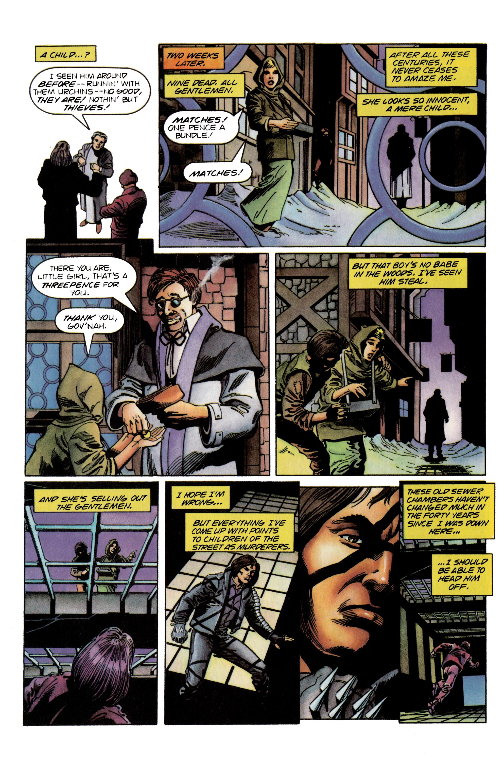 Read online Eternal Warrior (1992) comic -  Issue #24 - 8