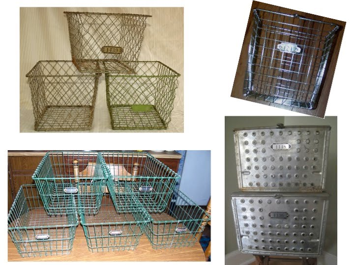 I Managed To Get 4 Baskets For 25 A While Back But Ve Seen Then On Ebay As High Per Basket