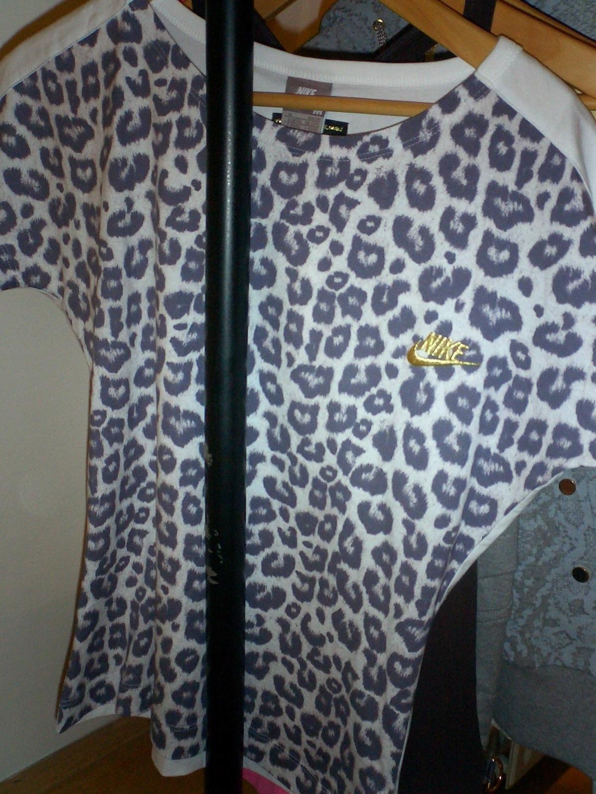 low priced 9e707 c0911 Animal Print Nike Shirt