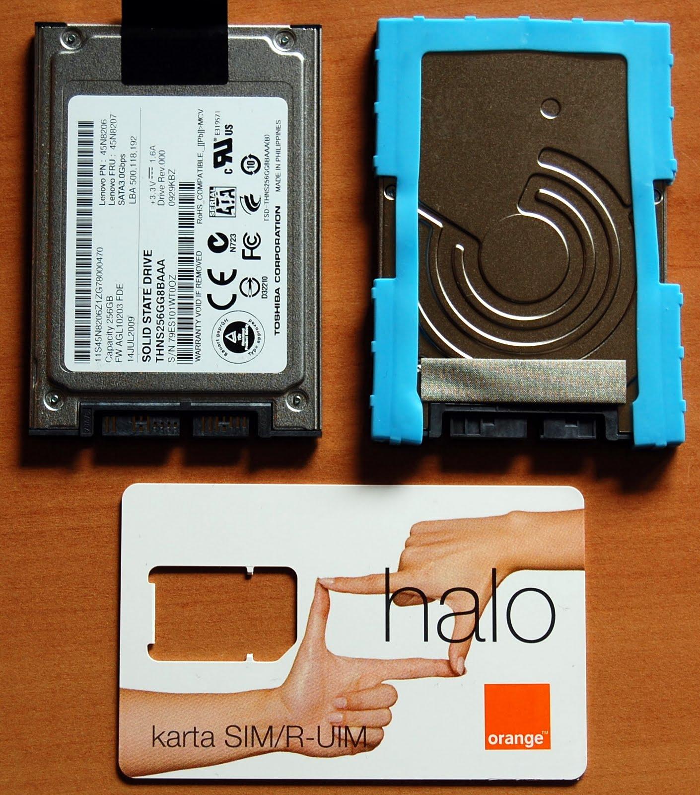 Nokia Booklet 3G FDE SSD Upgrade | Technical Bulletins