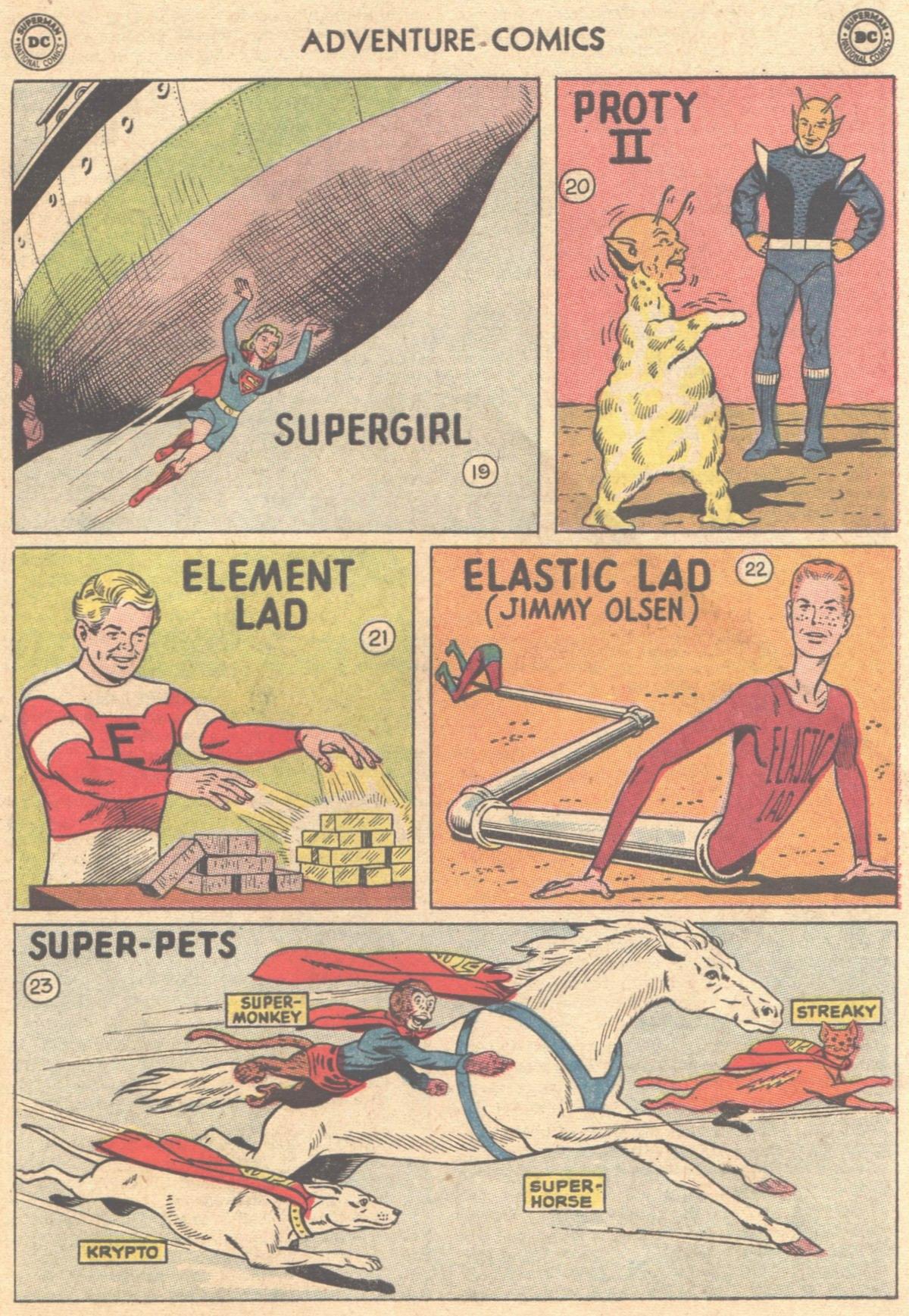 Read online Adventure Comics (1938) comic -  Issue #316 - 32