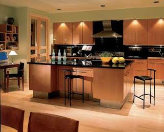 Kitchen Cabinet Smells Musty