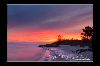Ochlockonee Bay Sunrise