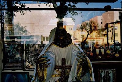 Santa Muerte - A photo essay by Jeffrey Bright ~ Photography