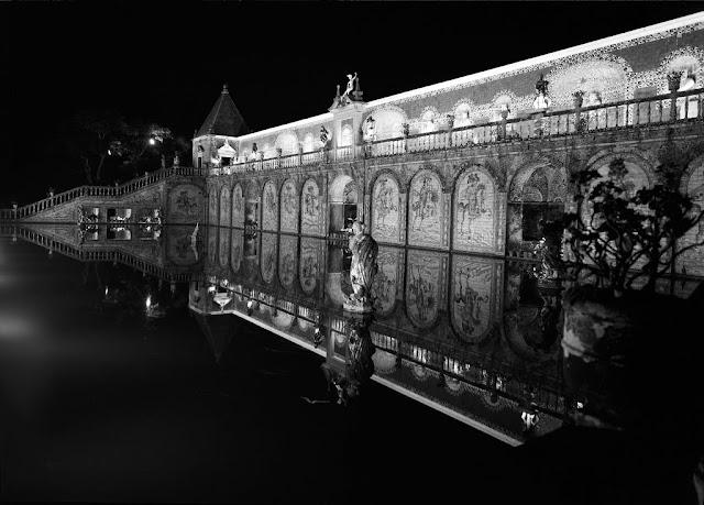 Palace of the Marquesses of Fronteira, Lisbon, Portugal. Photo: Horácio Novais Studio. Portugal Day, Lisbon photographs, vintage photos, photography-news.com, Photography News, Diana Topan