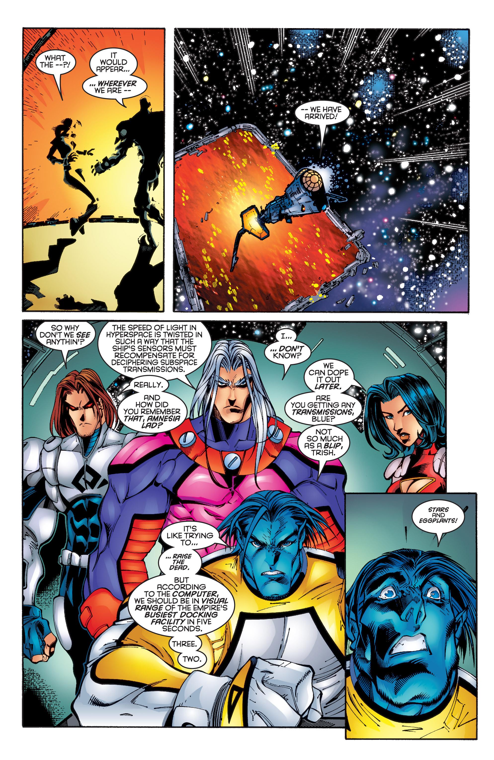 Read online Uncanny X-Men (1963) comic -  Issue #342 - 17