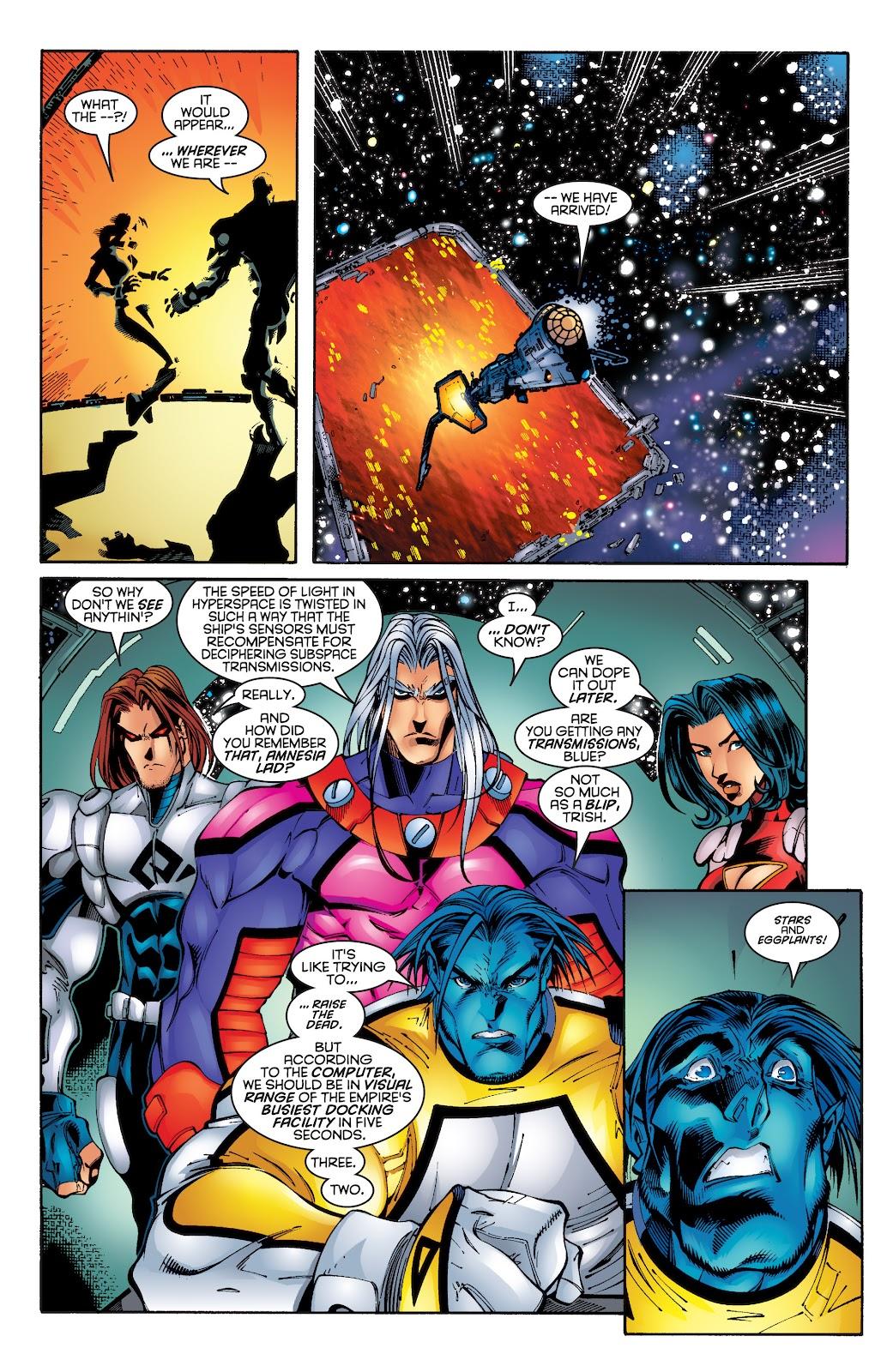 Uncanny X-Men (1963) issue 342 - Page 17