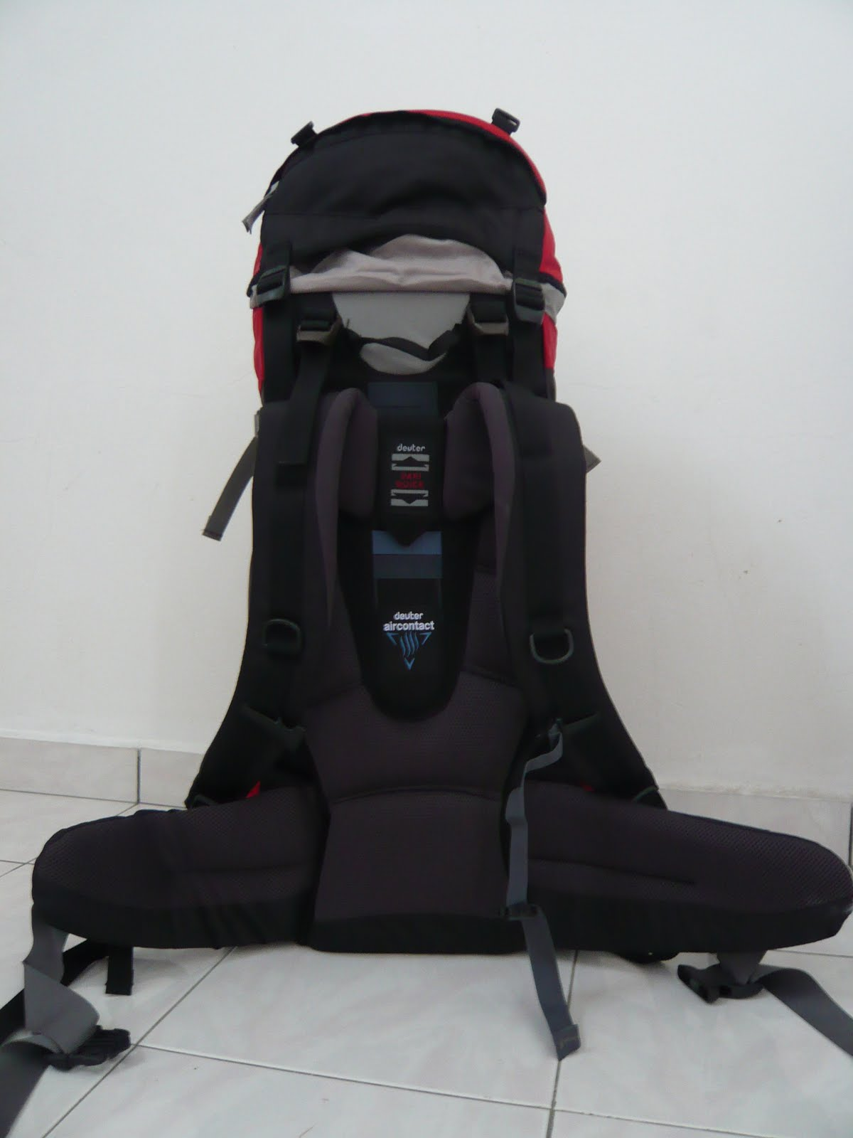 Kamil Shop Deuter Aircontact 40 Plus 10 Pro Rm 160