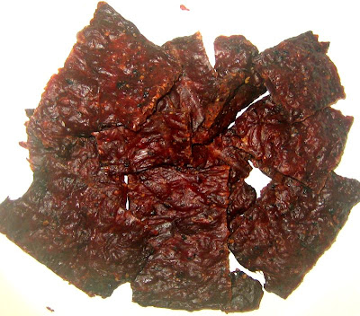 Jeff Foxworthy Beef Jerky - Peppered