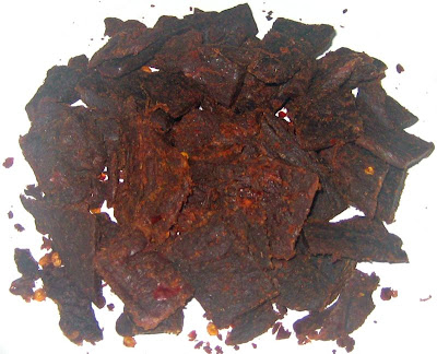 Wild Ride Beef Jerky - Jumpin' Hot & Spicy