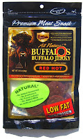 Golden Valley Natural - BuffalOs - Red Hot