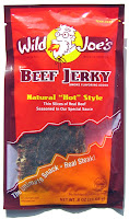 Wild Joe's Beef Jerky - Hot