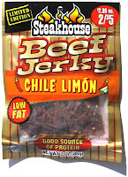 Walgreens Beef Jerky - Chile Limon