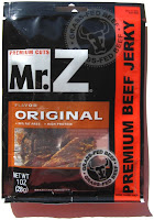 Mr. Z Beef Jerky - Original