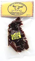 KC's Old Style Beef Jerky - Peach BBQ