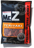 Mr. Z Beef Jerky - Teriyaki