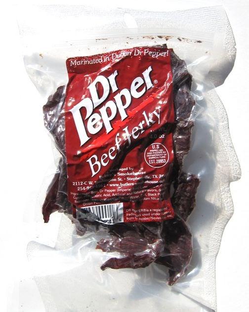 Dr Pepper Beef Jerky Recipe