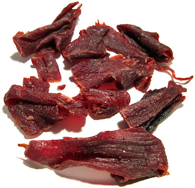 Jawbone Beef Jerky - Teriyaki ~ Beef Jerky Reviews