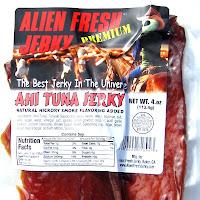 Alien Fresh Jerky - Ahi Tuna Jerky