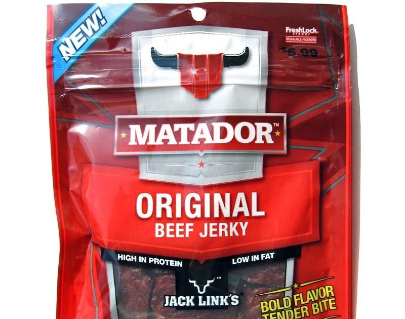 Matador Beef Jerky - Original ~ Beef Jerky Reviews