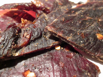 hot and spicy jerky
