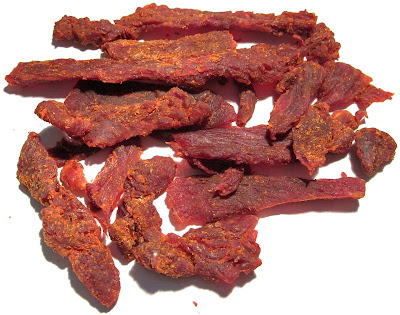barbecue beef jerky