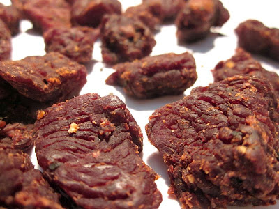 halal beef jerky nuggets