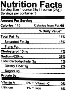 halal jerky nutrition facts