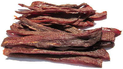 sweet and spicy jerky
