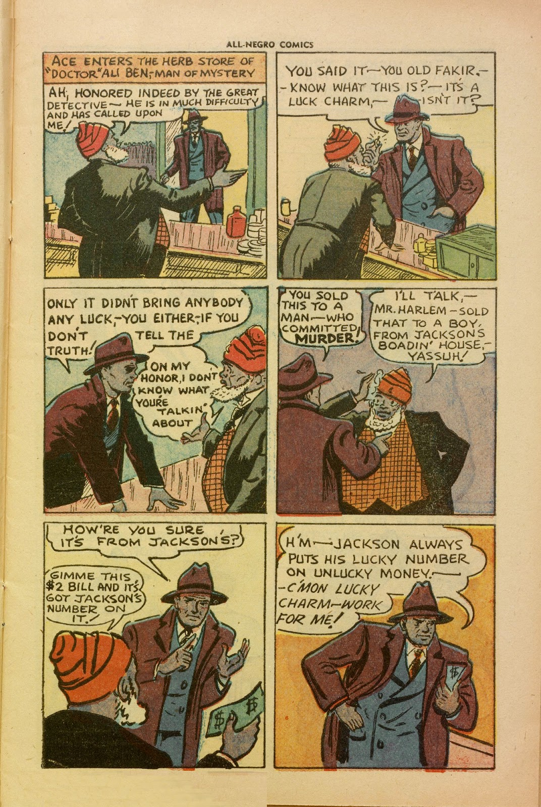 All-Negro Comics issue Full - Page 11