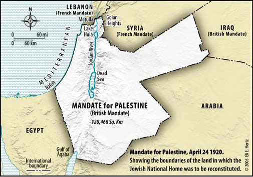 Israel Size: ISRAEL TRUTH TIMES: So Obvious, Yet Forgotten: ISRAEL