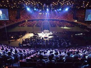 Festival evangelístico con Franklin Graham en Japón