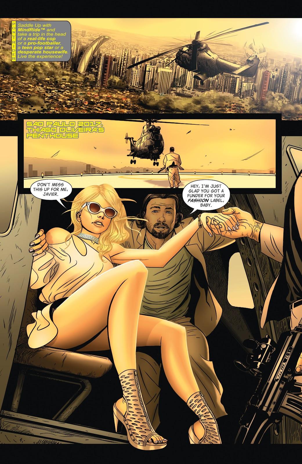 Read online Strange Adventures (2014) comic -  Issue # TPB (Part 1) - 31