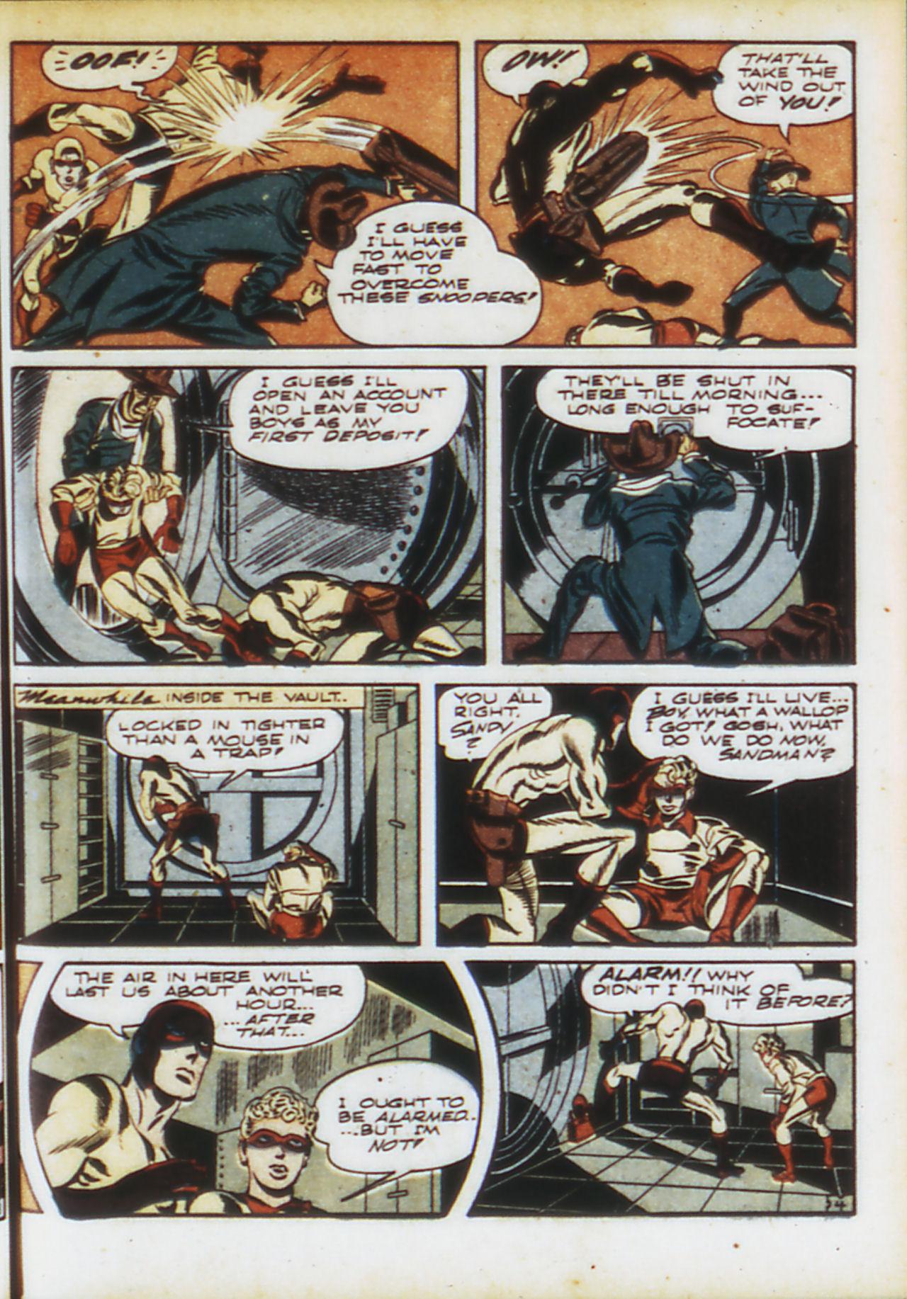 Read online Adventure Comics (1938) comic -  Issue #74 - 60